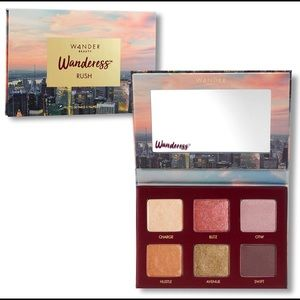 WANDER BEAUTY Wanderess RUSH Earth Tones NEW